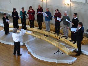 Het Valborg Ensemble heeft ruimte voor nieuwe zangers